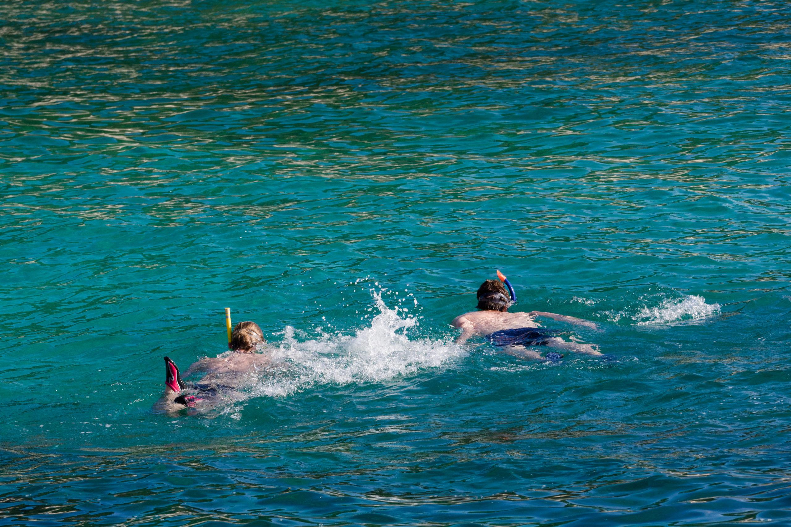 Schwimmer Kroatien