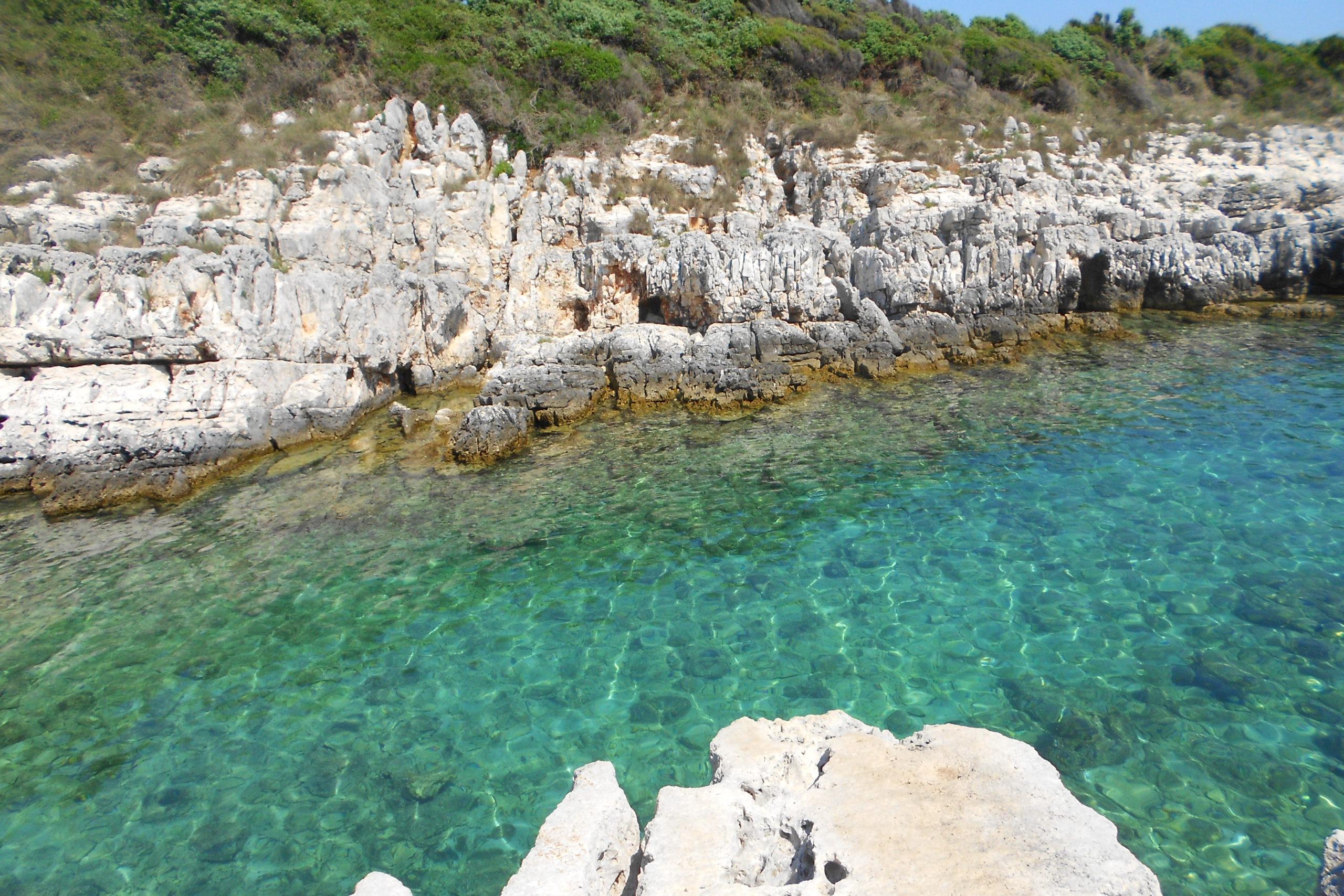 Kroatien Bucht Maturareise